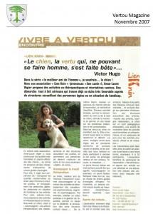 2007_11 - Vertou Mag