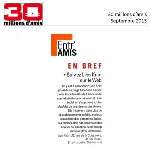 2013_09 - 30 millions d'amis