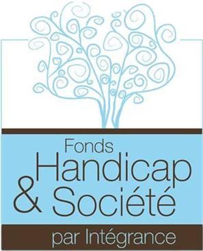Logo Fonds Handicap et Société détouré